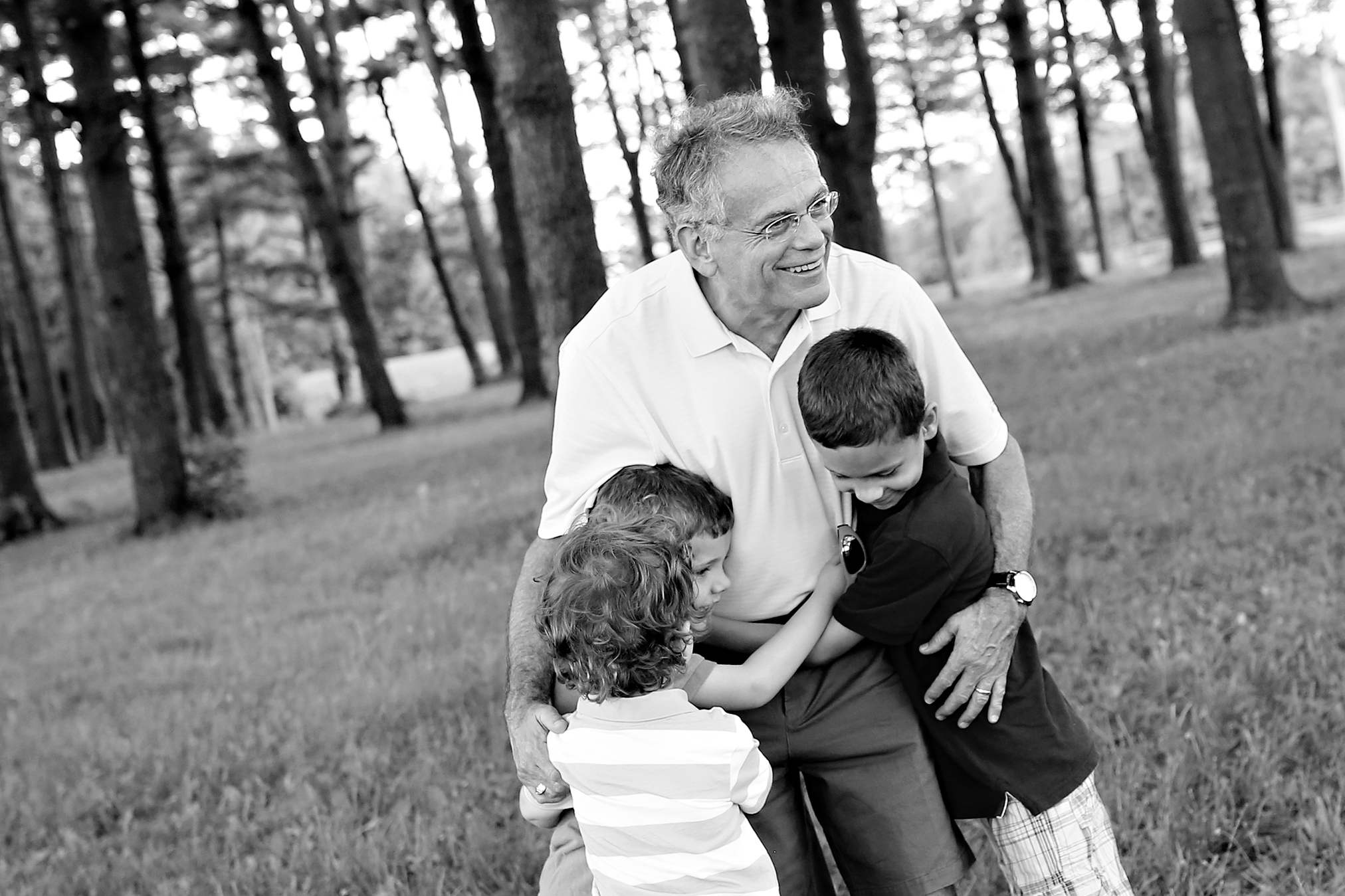 Grandpa and kids WEB
