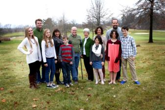 Rachelles Family 2014 1