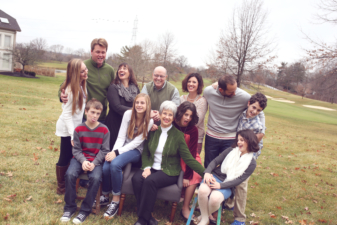 Rachelles Family 2014 3